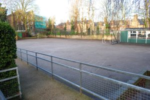 ...it's easy to forget what the playground used to look like.