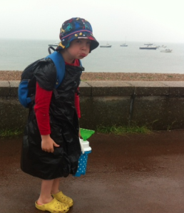 Ah! The British seaside! Who can forget the legendary infants' trip to Southend in June last year?