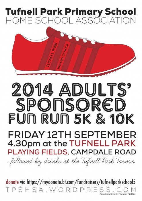 Adult fun run poster for web