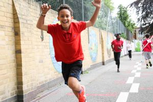 HSA events during 2013/14 - such as another successful fun run - gave us plenty to celebrate.