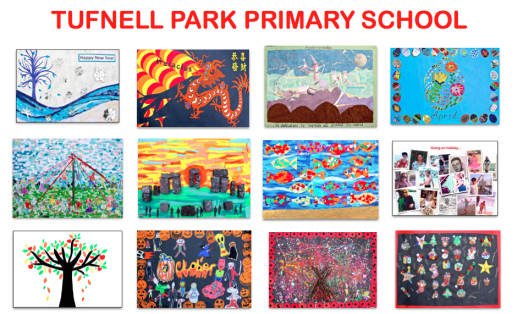 The children have done us proud again with a gorgeous 2015 calendar, now at the printers' and going on sale shortly.