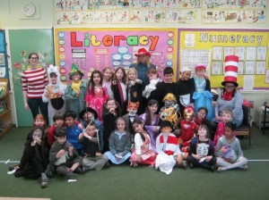 Ursa put on a great display for World Book Day last year. In 2015, we're hoping to have even more to do.