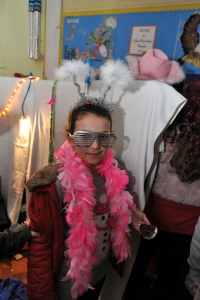 Time to get out the feathers again: the theme of this year's Summer Fair is Carnival.