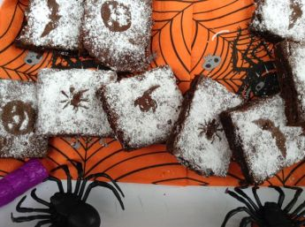 Spidery treats
