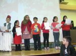 Children's and parents' poetry in many languages was the highlight of last year's World Book Day, too.