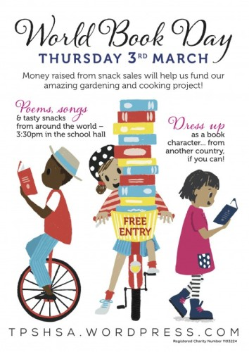 World Book Day 2016 colour poster for website