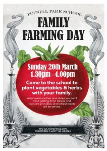 Family Farm planting day poster March 2016