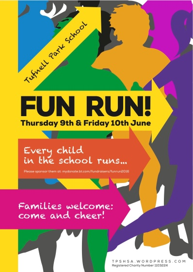 Tufnell Park School Fun Run 2016