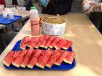 Refreshing watermelon