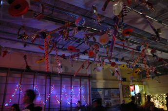 candy ceiling