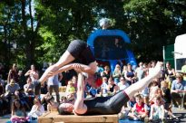 Tufnell Park School Circus Summer Fair 2017