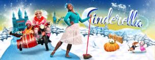 Cinderella at the Hackney Empire