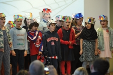 Images from the Tufnell Park Primary School International Day, Thursday 5 October, 2017.