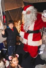 Santa with Aquila