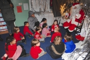 Santa with Cygnus