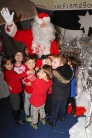 Cygnus with Santa