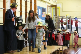 Easter Hat Parade TPPS March 2018
