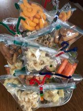 Butterly snacks