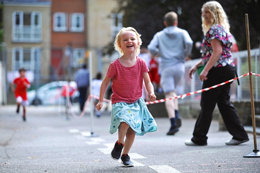 Tufnell Park Primary School Fun Run - Friday 8 June