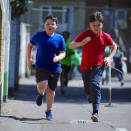 Images from the Tufnell Park Primary School Fun Run - Friday 8 June