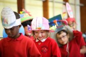 Easter Hat Parade TPPS 2019